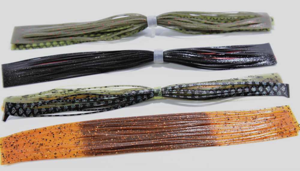 Fishing Skirts For Bass Jigs