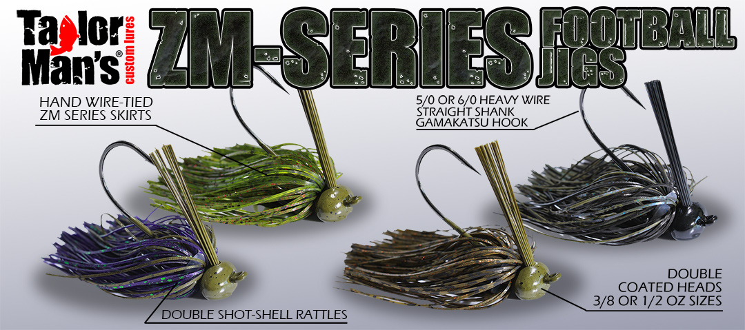 Taylor Man's Perfect Swimmer Swim Jig