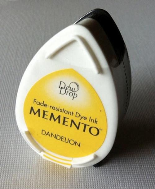 Tsukineko Memento Dew Drops Dandelion