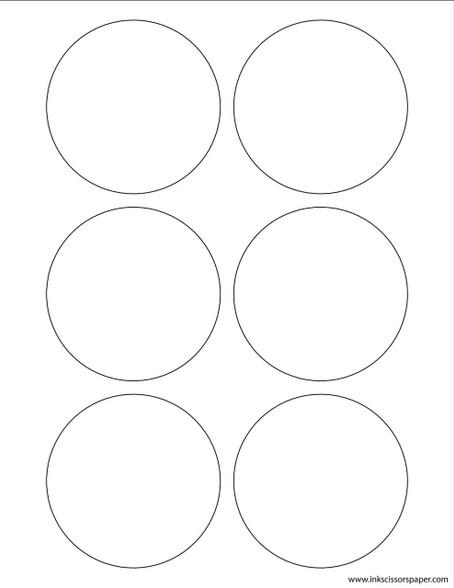 template 3 1 4 inch round labels inkscissorspaper. Black Bedroom Furniture Sets. Home Design Ideas
