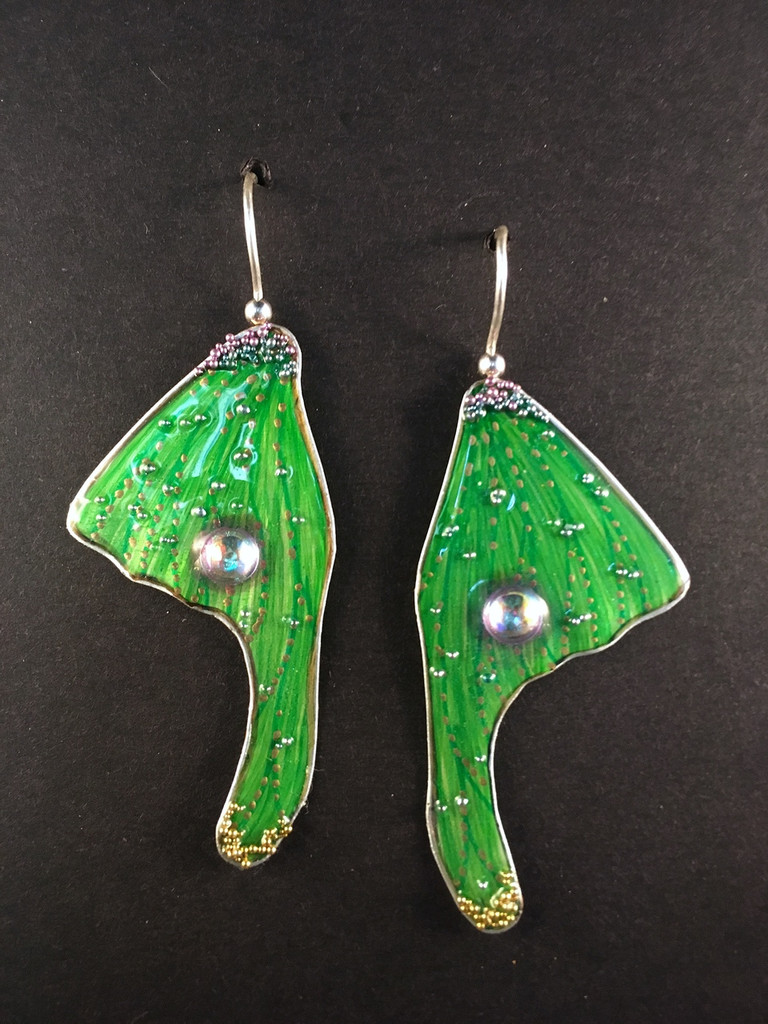Luna Wing Earrings