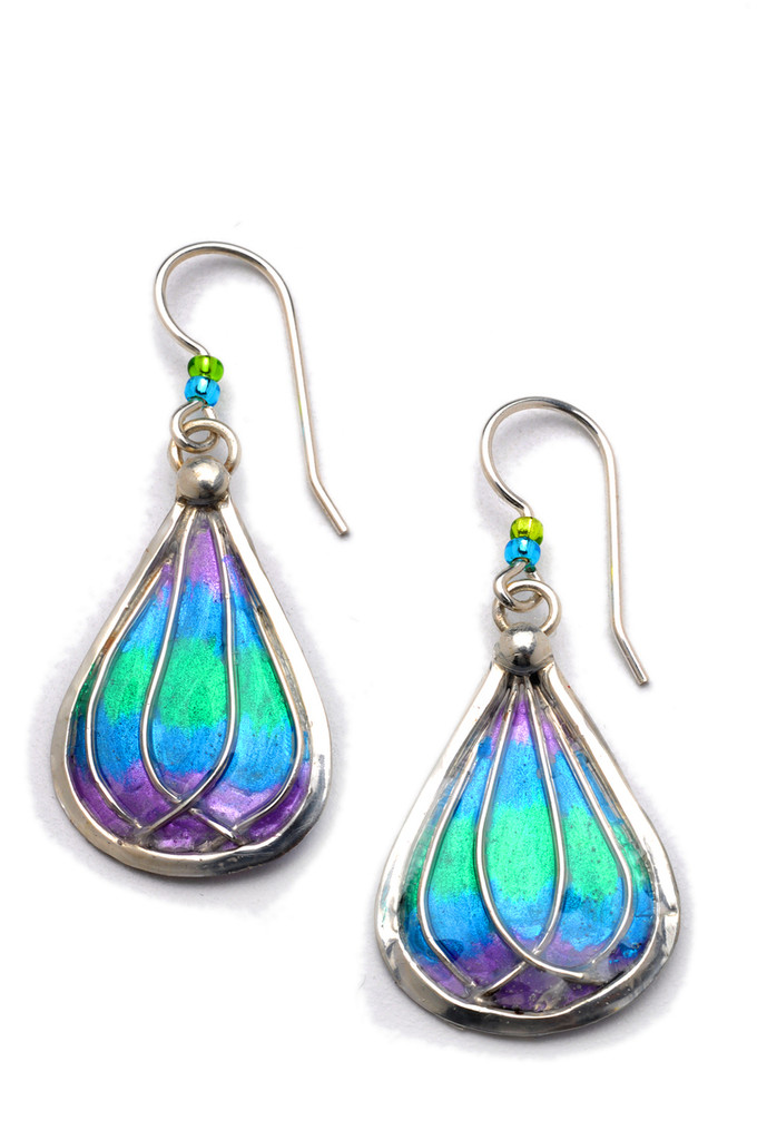 Every Drop in the Ocean Counts Earrings
