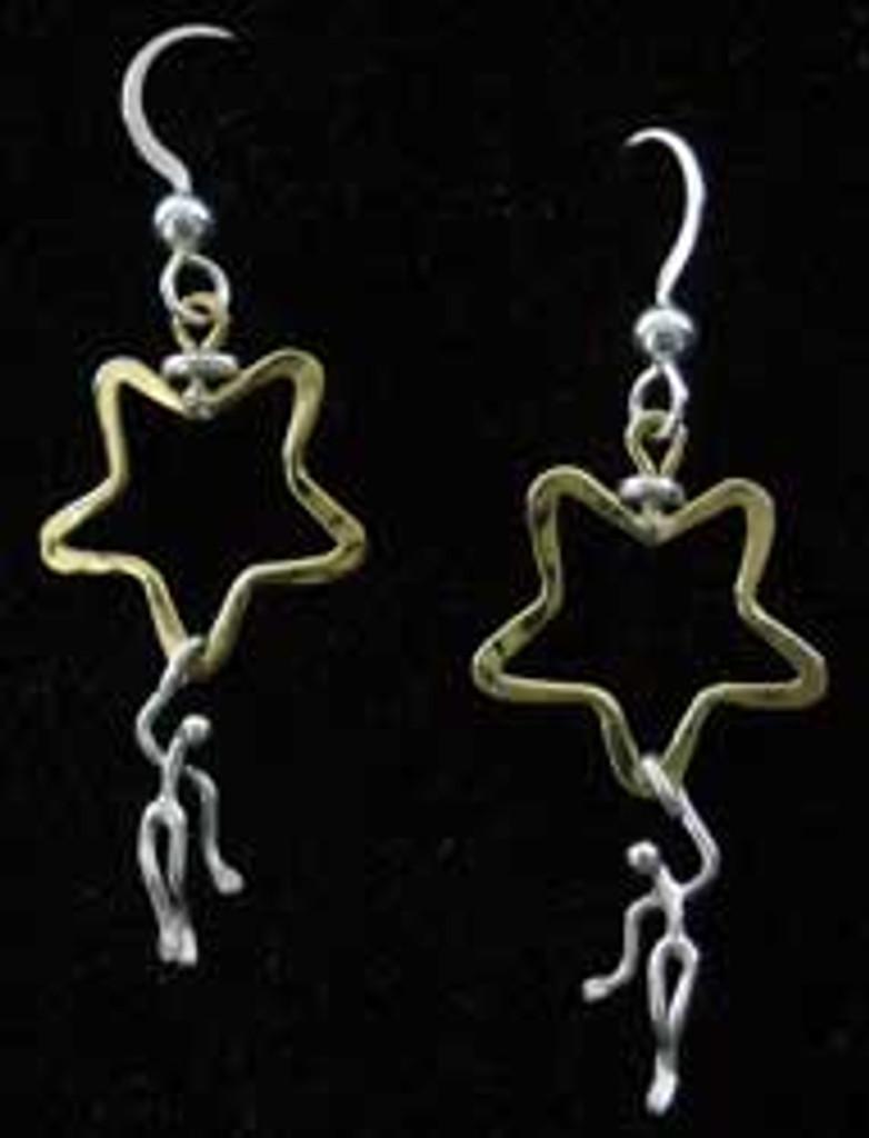 Swing on a Star Earrings