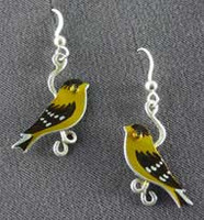 Goldfinch Earrings