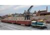 Marklin HO Gauge DB BR335 Kof III Diesel Locomotive IV (MFX-Sound) 36344