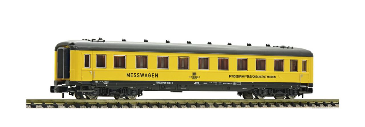 Fleischmann N Gauge DB Minden Research Institute Measurement Coach IV