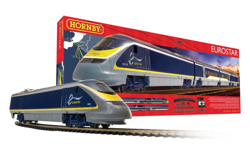 Hornby Eurostar Train Set (R1176)