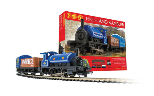 Hornby The Highland Rambler Train Set R1220