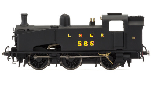 Hornby LNER, J50 Class, 0-6-0T, 585 - Era 3 R3405