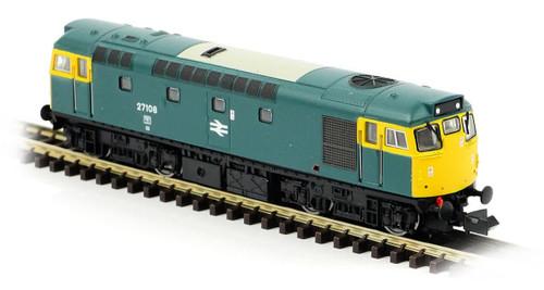 Dapol N Gauge Class 27 108 Blue 2D-013-000