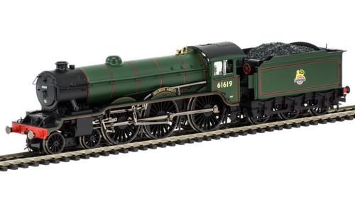 Hornby BR, B17/4 Class, 4-6-0, 61619 'Welbeck Abbey' Early BR - Era 4 R3448