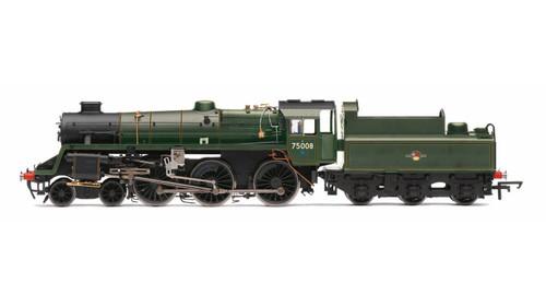 Hornby BR, Standard 4MT Class, 4-6-0, 75008, Late BR - Era 5 R3547