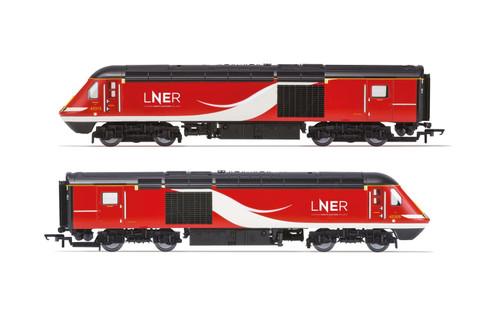 Hornby 00 Gauge LNER, Class 43 HST, Power Cars 43315 and 43309 - Era 11 R3802