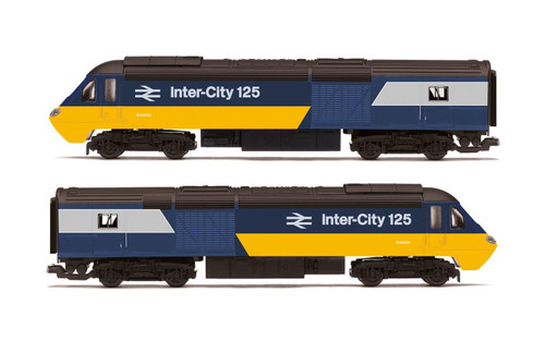 Hornby 00 Gauge BR InterCity, Class 43 HST Pack, Power Cars W43002 and W43003 - Era 7 R3608