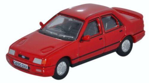 1//76 New Ford Galaxy Red Model Car