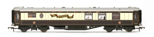 Hornby 00 Gauge Pullman, Standard 'K' Type 'New Century Bar' Car - Era 4 R4904