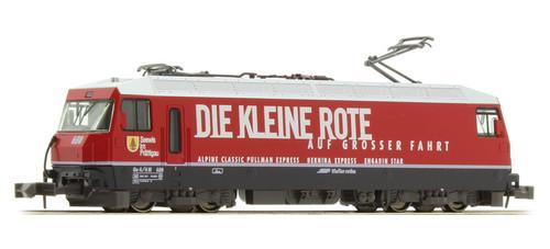 Kato (Europe) N Gauge RhB Ge4/4 III 650 Die Kleine Rote Electric Locomotive V
