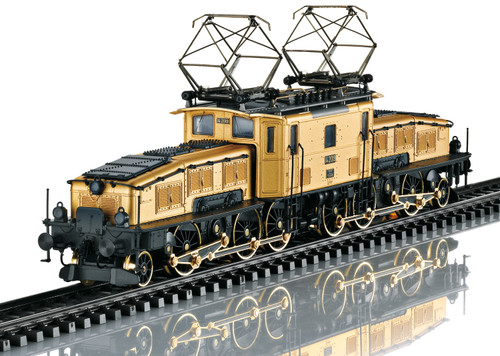 Marklin HO Gauge SBB Ce6/8 II Gold Edition Crococdile Electric (MFX-Sound) MN55046