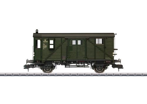 Marklin Gauge 1 DB Pwg Pr14 Baggage Wagon III 58119