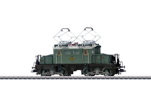 Marklin HO Gauge Bavarian EG2x2/2 Electric Locomotive II (MFX-Sound) 37484