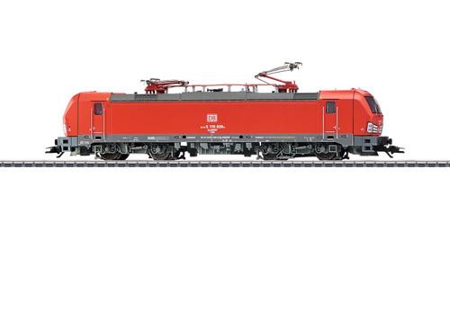 Marklin HO Gauge DB Schenker BR170 Electric Locomotive VI (MFX-Sound) 36197