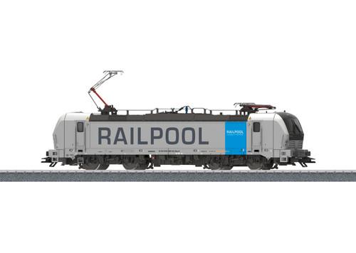 Marklin HO Gauge Start Up Railpool BR193 Electric Locomotive VI (MFX-Sound) 36190