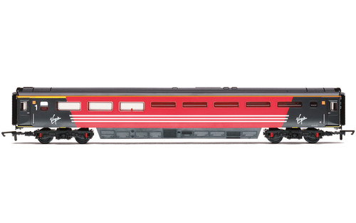 Hornby 00 Gauge Virgin Trains, Mk3 Buffet (TRFB), 10235 - Era 9 R4855