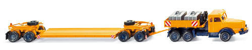 Wiking HO Vehicles Krupp Heavy Hauler WK8514048