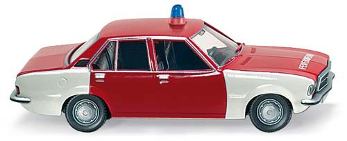 Wiking HO Vehicles Opel Rekord D Fire Vehicle WK8611630