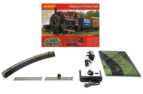 Hornby Freightmaster OO Gauge Train Set R1223