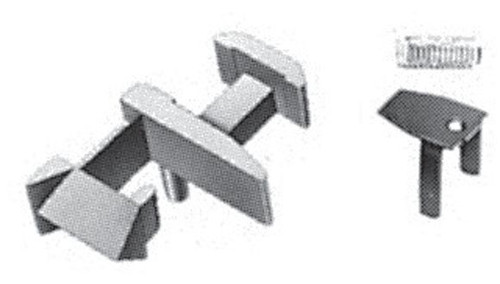 Fleischmann N Standard Coupling Spiral Centre Spring/Cover Plate