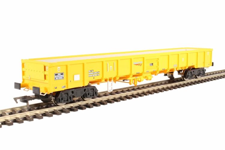 Dapol OO Gauge JNA Falcon Wagon Network Rail Yellow NLU29042 4F-010-010
