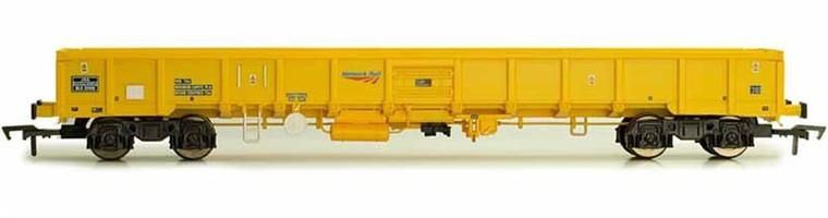 Dapol OO Gauge JNA Falcon Wagon Network Rail Yellow NLU29099 4F-010-011