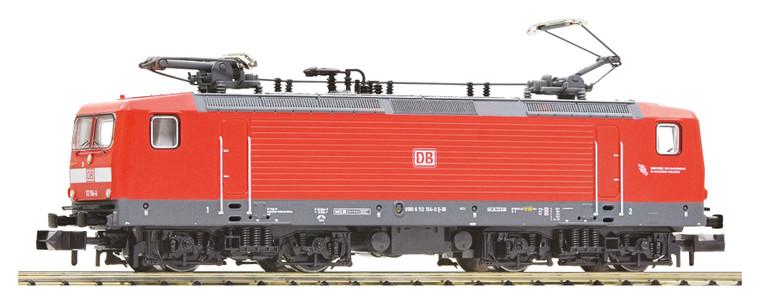 Fleischmann N Gauge DBAG BR112.1 Electric Locomotive VI