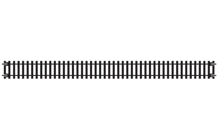 Hornby OO Gauge Long Straight R603