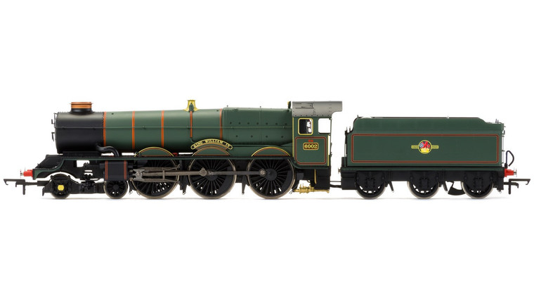 Hornby BR, 6000 'King' Class, 4-6-0, 6002 'King William IV' Late BR - Era 5 R3409