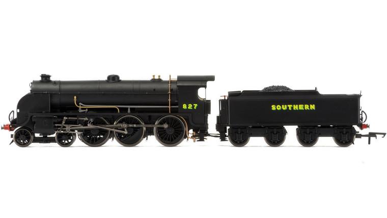 Hornby SR, Maunsell S15 Class, 4-6-0, 827 - Era 3 R3411
