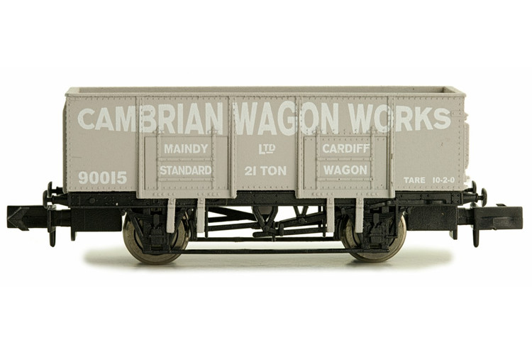 Dapol 20t Steel Mineral Wagon Cambrian Wagon Works N Gauge
