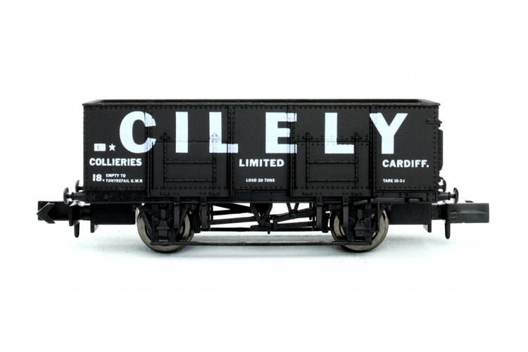 Dapol 20t Steel Mineral Wagon Cilely 18 N Gauge