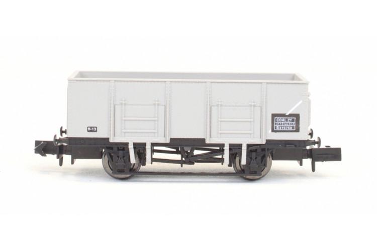 Dapol 20t Steel Mineral Wagon BR 315750 N Gauge