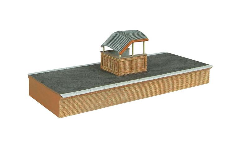 Hornby OO Gauge Accessories Platform Island x 2