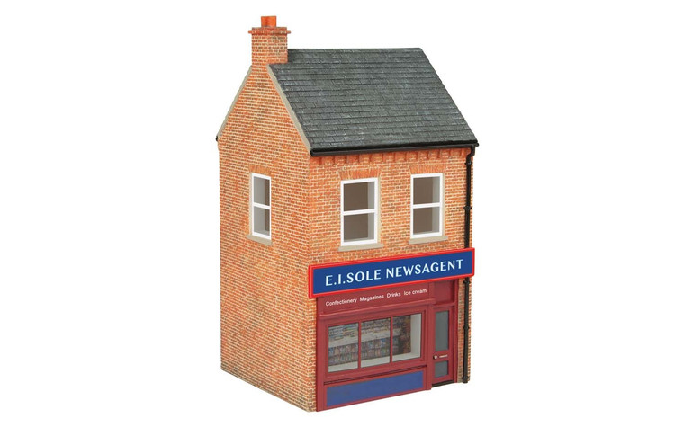 Hornby OO Gauge Accessories E. L. Sole - Newsagent
