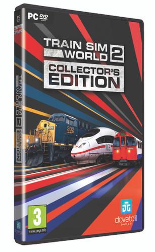 Train World Simulator 2 DVD for PC