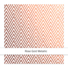 Metallic Paper | Gatsby 8x8 | Rose Gold