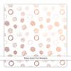 Metallic Vellum | Cotton Candy | Rose Gold 8x8