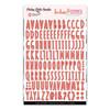Stickers | Inline Alpha | Tangerine