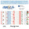 Paper Pack   Glitter Ice 12x12 (Single-Sided)