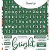 Stickers | Mini ABC | Perfect Green