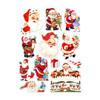 Die-Cuts | Jolly Santa (pack)
