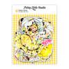 Die-cuts | Yellow Dress (pack)